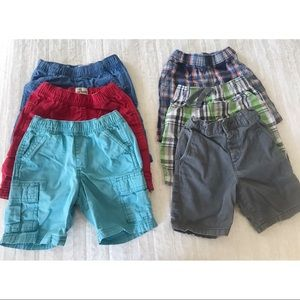 Boys 3T Shorts Bundle